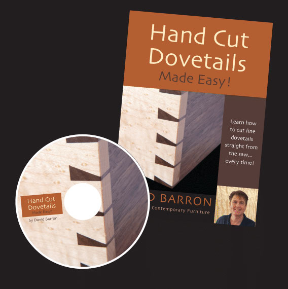 HAND CUT DOVETAILS MADE EASY!
